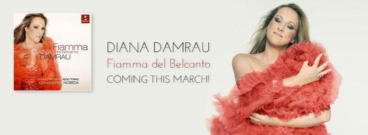 Diana Damrau - Soprano