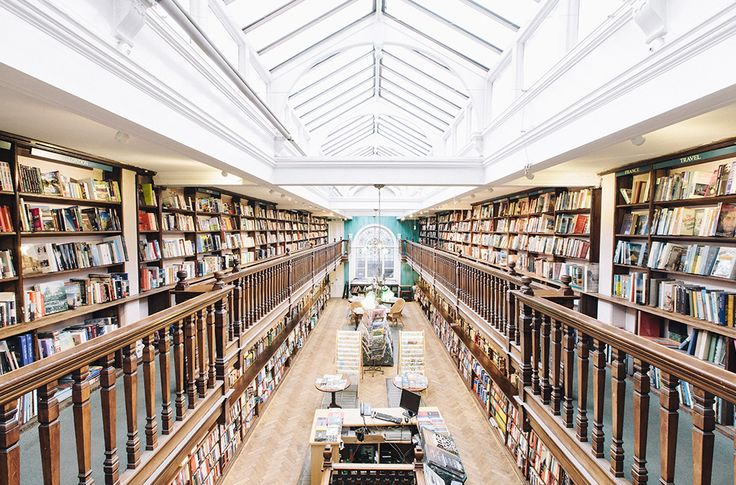 Daunt Books on Marylebone High Street