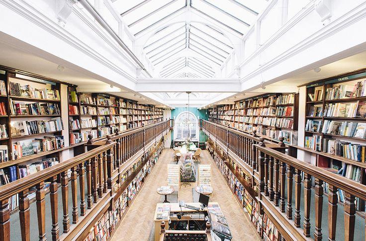 Daunt Books on Marylebone High Street