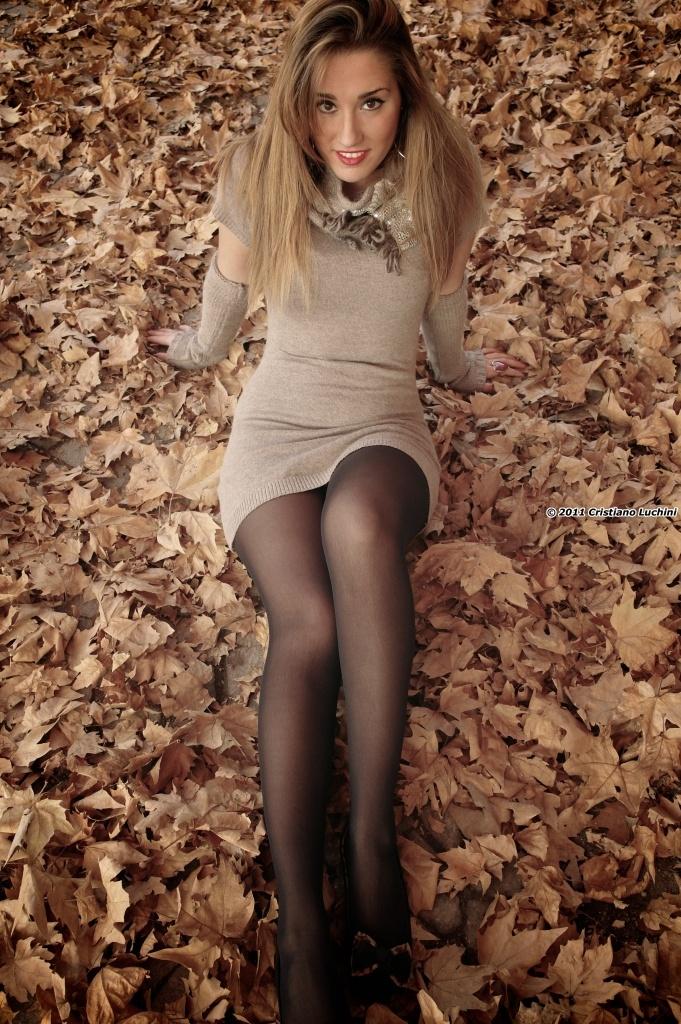 Model: Monica Guzzi - Photographer: Cristiano Luchini
