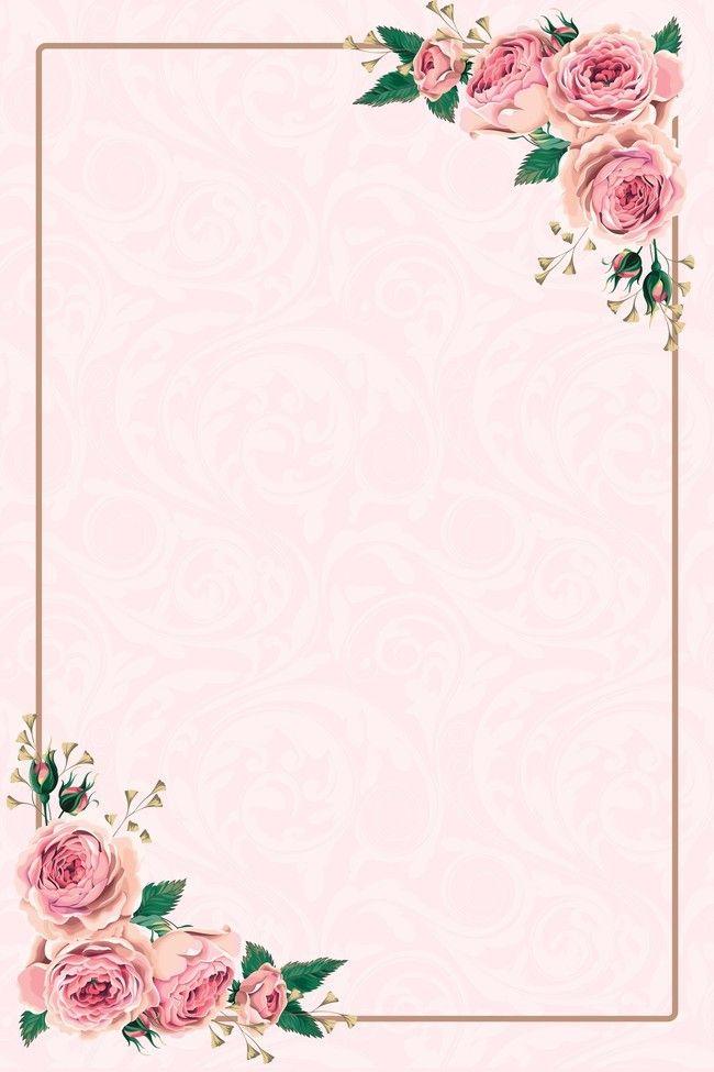 We Marry The Wedding To Sign The District Poster Floral Printables Floral Border Design Floral Border