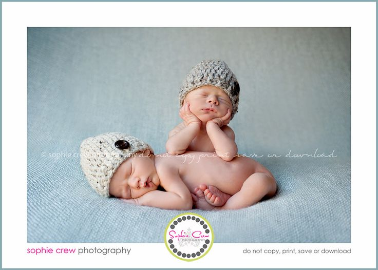 San diego newborn twin photographer sophie crew photography