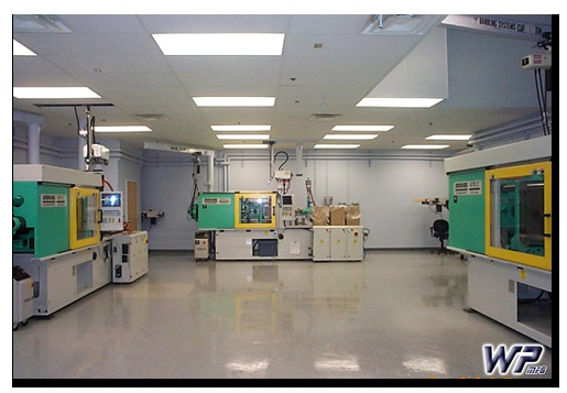 WP Manufacturing | Clean Room Molding