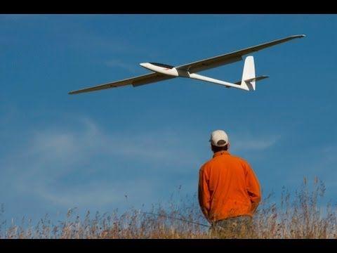 Vortex Graupner - Crazy slope soaring aerobatics with a 4m RC Glider - I miss slope soaring!!!!!!!!!