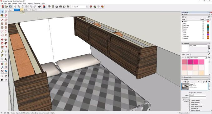 In This Sketchup Video Tutorial You Will Learn How To Design Your