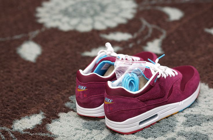 Nike Air Max 1 X Patta X Parra (2009) (Warren G)