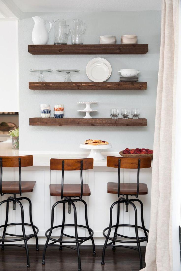 Hgtv fixer upper kitchen makeovers - Kitchen Makeover Ideas From Fixer Upper