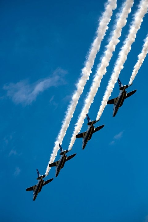 T-4 Blue impulse (JASDF)