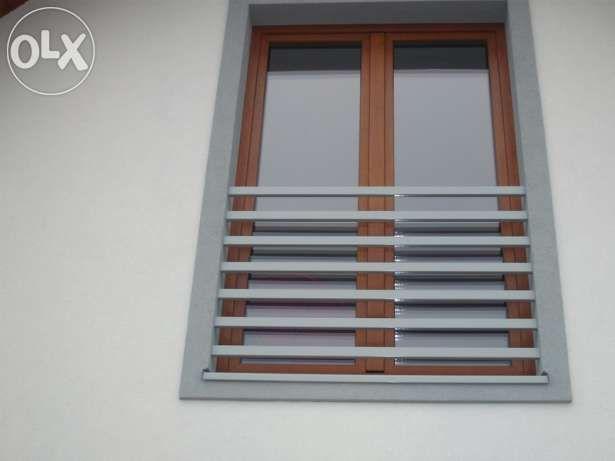 Balustrada balkonowa, tarasowa Poznań Stare Miasto • OLX.pl