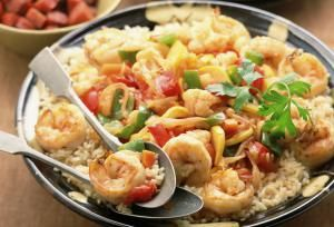 How to Make a Hearty Chicken and Shrimp Jambalaya: Jambalaya