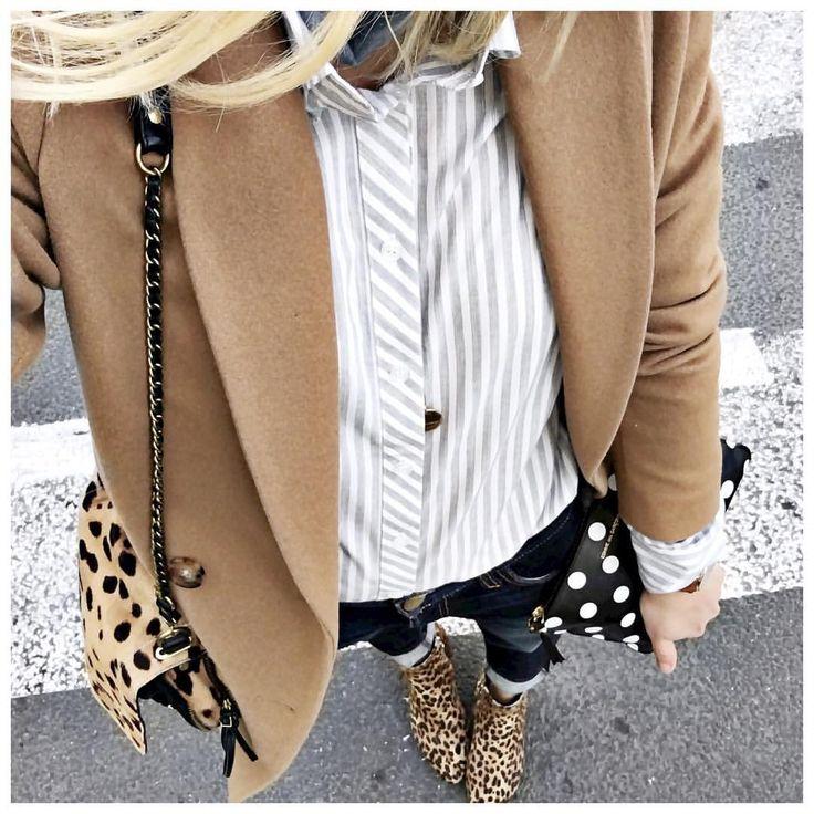 "Audrey auf Instagram • Coat, Shirt #sezane • Jean #currentelliott • Boots #isabelmarant • Bag #jeromedreyfuss ..."""