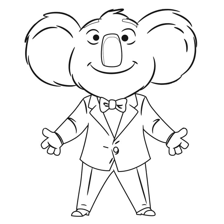 movie theme coloring pages - photo#29