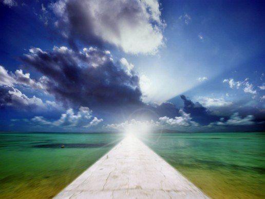"""Бог даёт человеку не то, что он хочет, а то, что ему надо. Поэтому не спрашивайте: """"за что?"""", а подумайте: """"для чего?"""""""