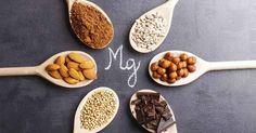 Fantástico! A importância do magnésio para as funções do corpo - # #abacate #abobora #aveia #avelãs #banana #batatas #magnésio #nozes