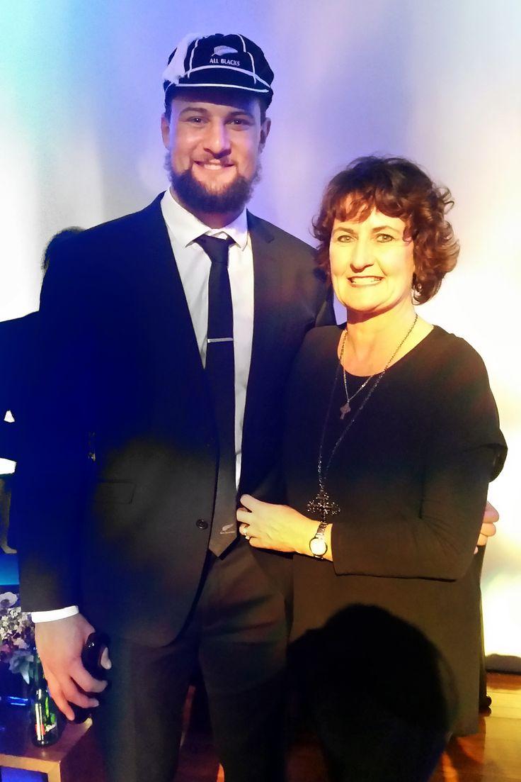 Elliot and his mum Angela. Photo / Supplied