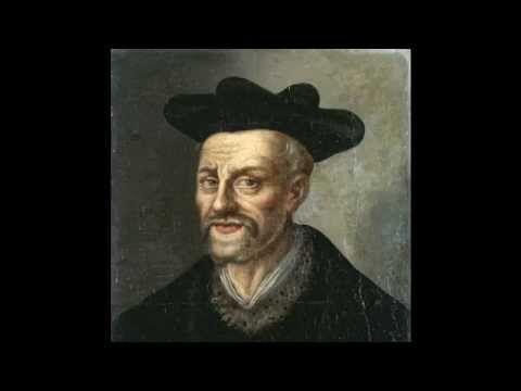 François Rabelais (1483 ou 1494 - 1553) par Georges Charbonnier [1958] - YouTube