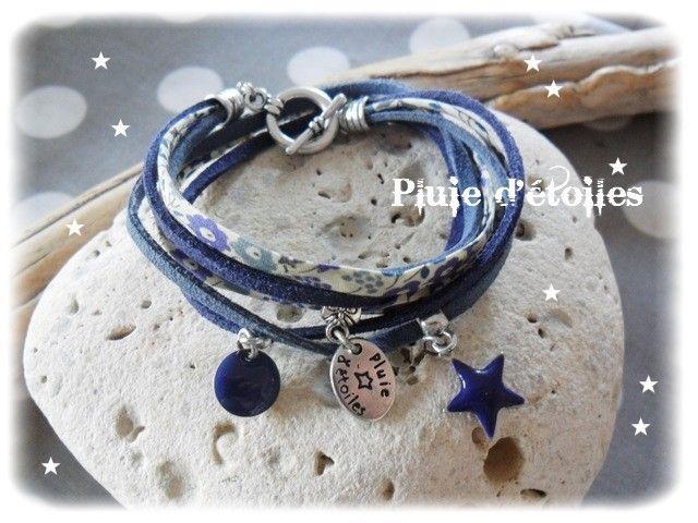 Bracelets Liberty - Pluie d'étoiles bijoux