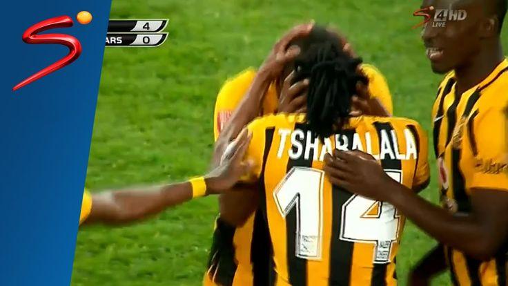Siphiwe Tshabalala's magnificent goal vs Free State Stars