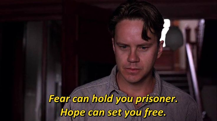 From The Shawshank Redemption. #movie #quotes #films