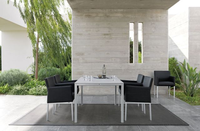 Liner nautic dining chairs by Manutti  http://www.coshliving.com.au/outdoor-brands/manutti/liner/