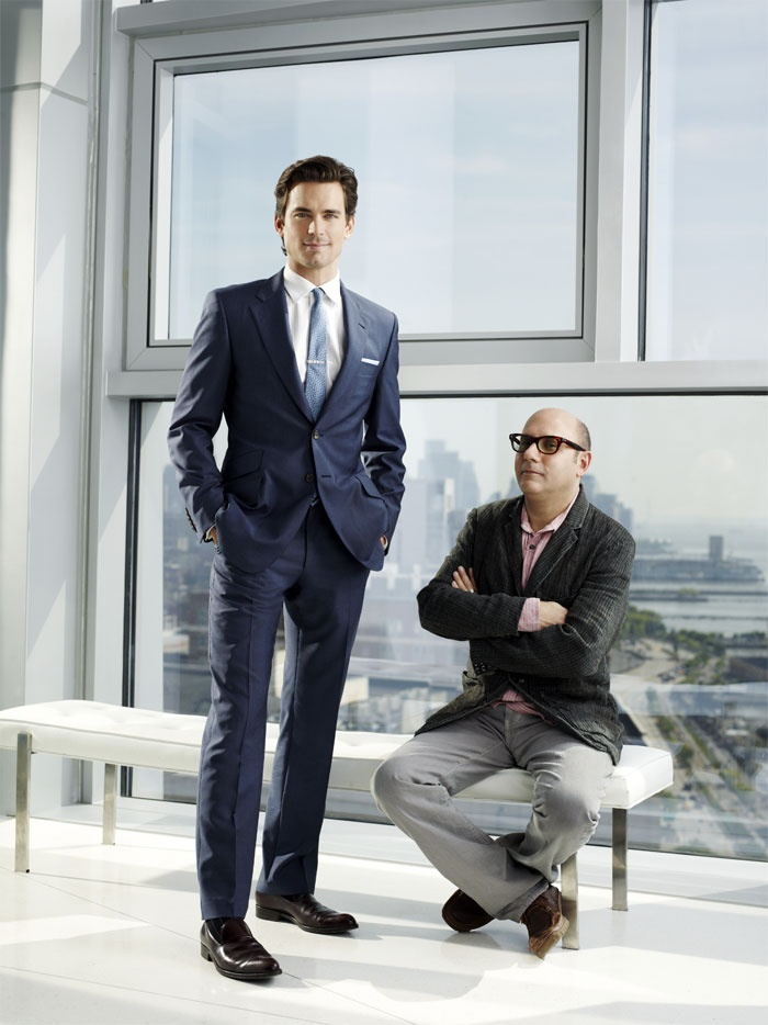 White Collar - Neal and Mozzie