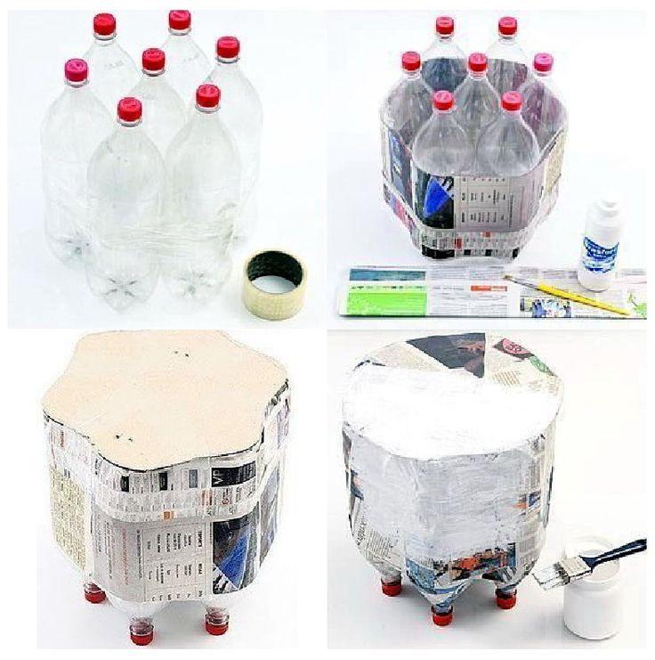 Des idées de recyclage très intéressantes