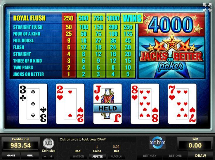 Jacks or Better Tom Horn - http://jocuri-pacanele.com/jocul-de-cazino-online-jacks-or-better-tom-horn-gratuit/