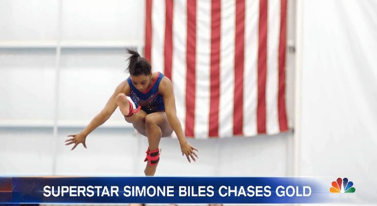 "On the Aug. 9 edition of NBC's ""Nightly News with Lester Holt,"" gymnast Simone Biles talks about her incredible journey in the latest profile about her life. Biles' mother suffered from drug addition, and Simone was in foster care at the age of 3 with her younger sister in Ohio. Her grandparents heard about their …"
