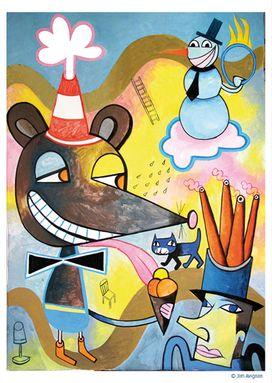 Kartenschiff - Jim Avignon - Big mouse