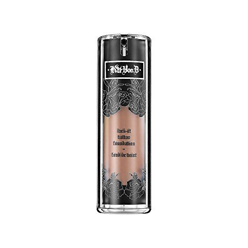 Kat Von D LockIt Tattoo Foundation Deep 74 *** Find out more about the great product at the image link. Note:It is Affiliate Link to Amazon.