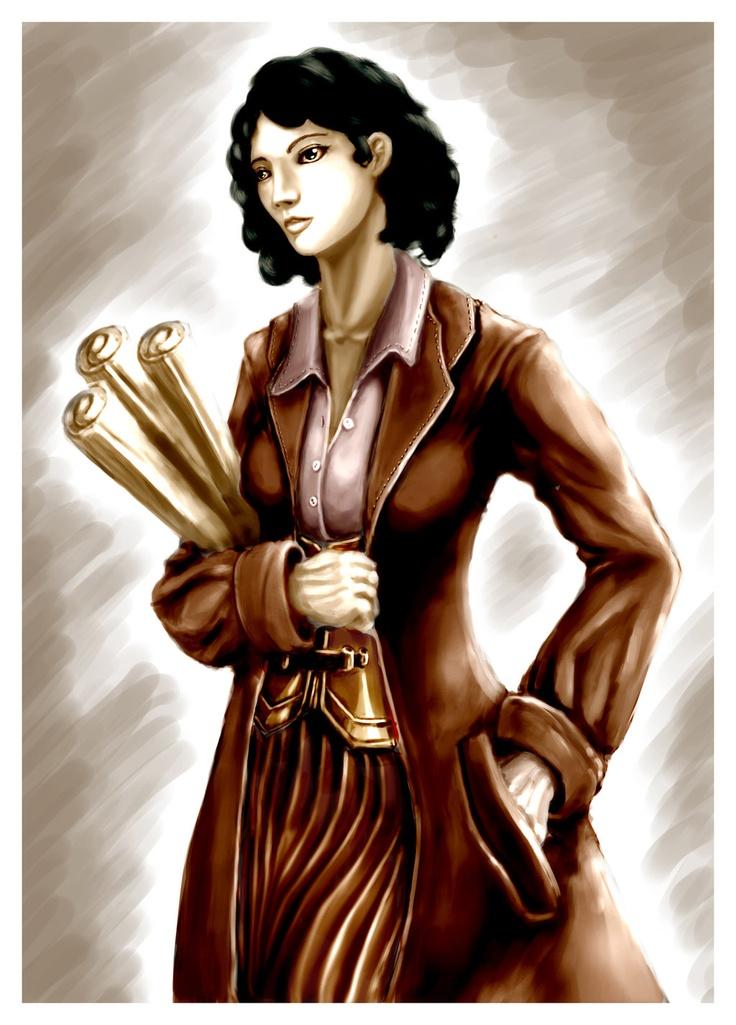 Emilia Harth Color by pangeranberbajuputih.deviantart.com