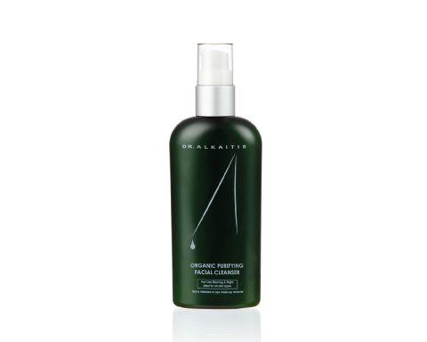 Organic facial cleanser - Laat je huid oplichten door onzuiverheden zachtjes te verwijderen met de Dr. Alkaitis Organic Facial Cleanser. Een niet uitdrogende natuurlijke gezichtsreiniger die diep reinigt en licht exfolieert. Herstelt de natuurlijke pH-balans om de huid te verstevigen. Hydrateert en voorkomt barstjes in de huid en helpt de poriën te verfijnen.  @talkaitis