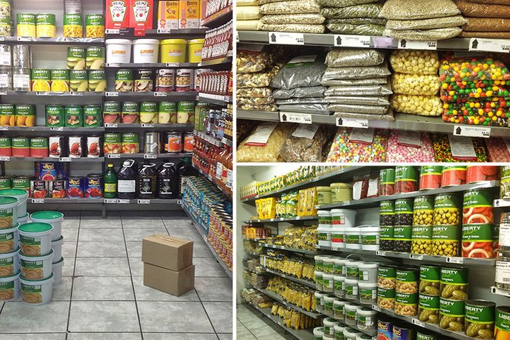 Liberty Foods - Cape Town factory shops - Photos by Rachel Robinson