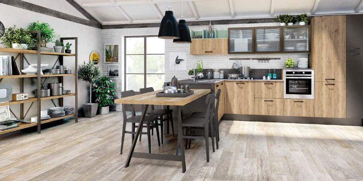 Cucina Kyra - CREO Kitchens