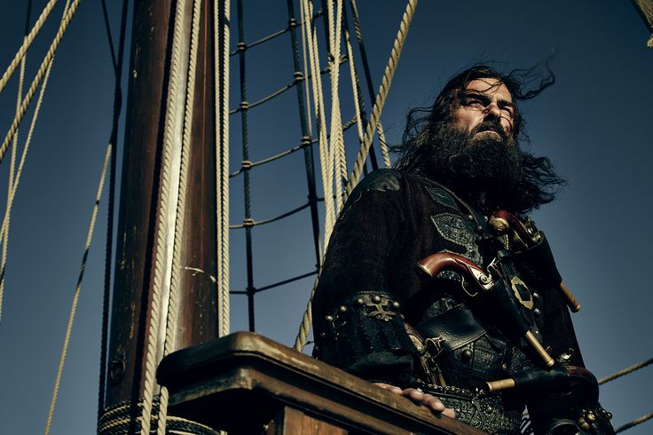 Black Sails ~ S3. The Blackbeard audiences first encountered in last Saturday's third season premiere of Black Sails was not a near-mythic scoundrel, fuses smoking in his famous facial hair. Instead, it was a man ...