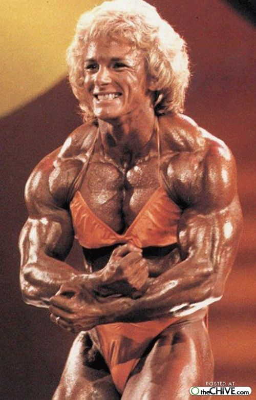 Women on steroids. | Appealing Oddities | Pinterest | I promise