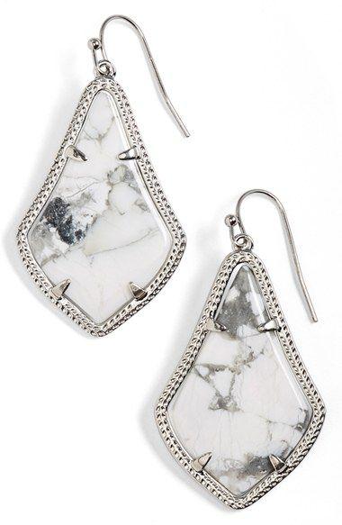 Kendra Scott 'Alex' Teardrop Earrings