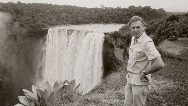 Image result for sir david attenborough young