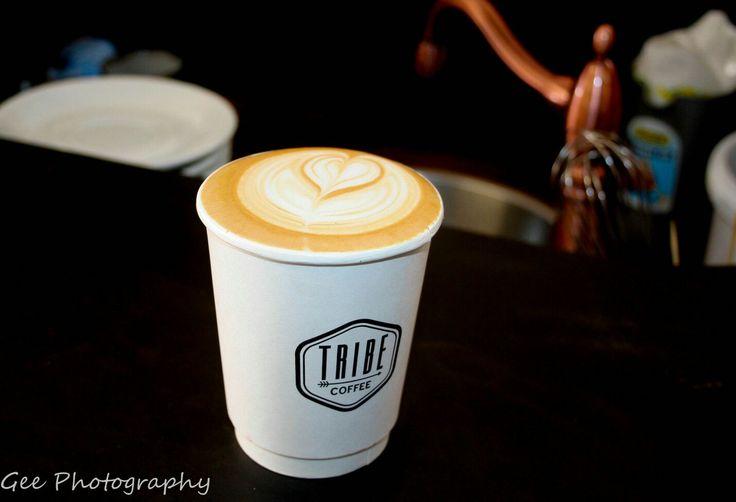 #tribe #coffee #flatwhite