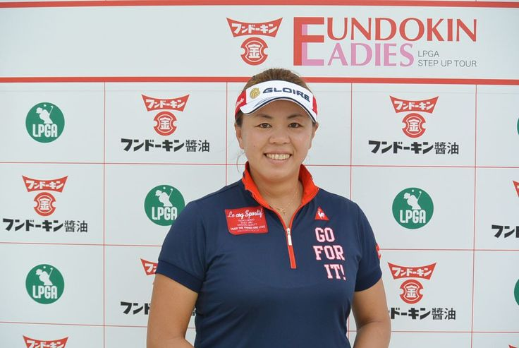 前田 久仁子が2日目66をマークし首位タイ浮上|フンドーキンレディース 2日目 前田 久仁子