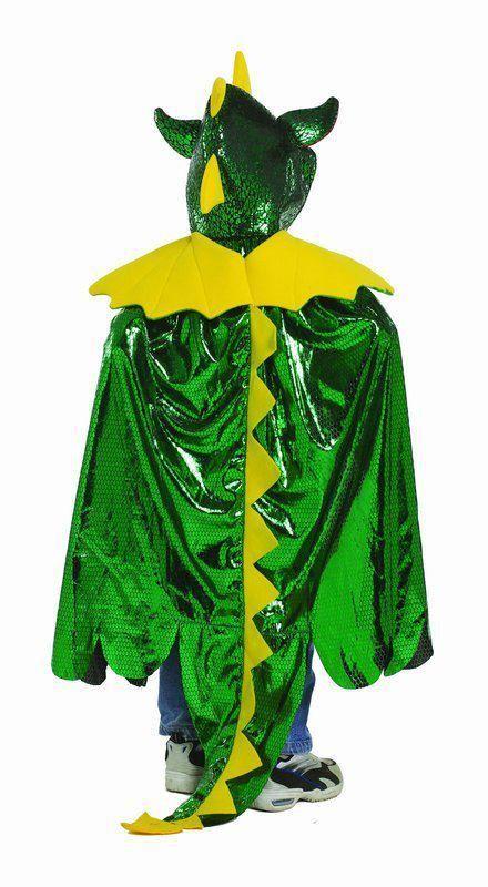 Dragon Cape Costume