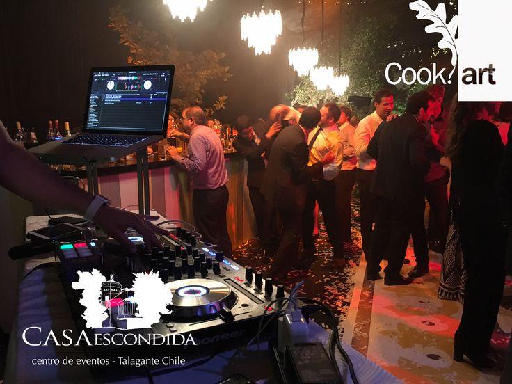 Fiesta en CasaEscondida