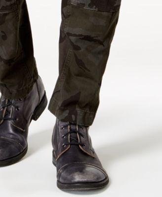 G-Star Raw Men's Rovic Zip Rc 3D Tapered Pants - Asfalt 30x30