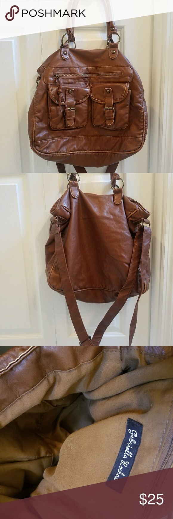 Gabriella Rocha bag Used a couple times. Clean, great condition. Gabriella Rocha Bags