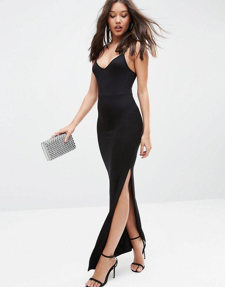 Asos maxi dress. April 2016