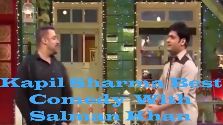 Kapil Sharma Best Comedy With Salman Khan | Kapil Sharma show | Comedy n...