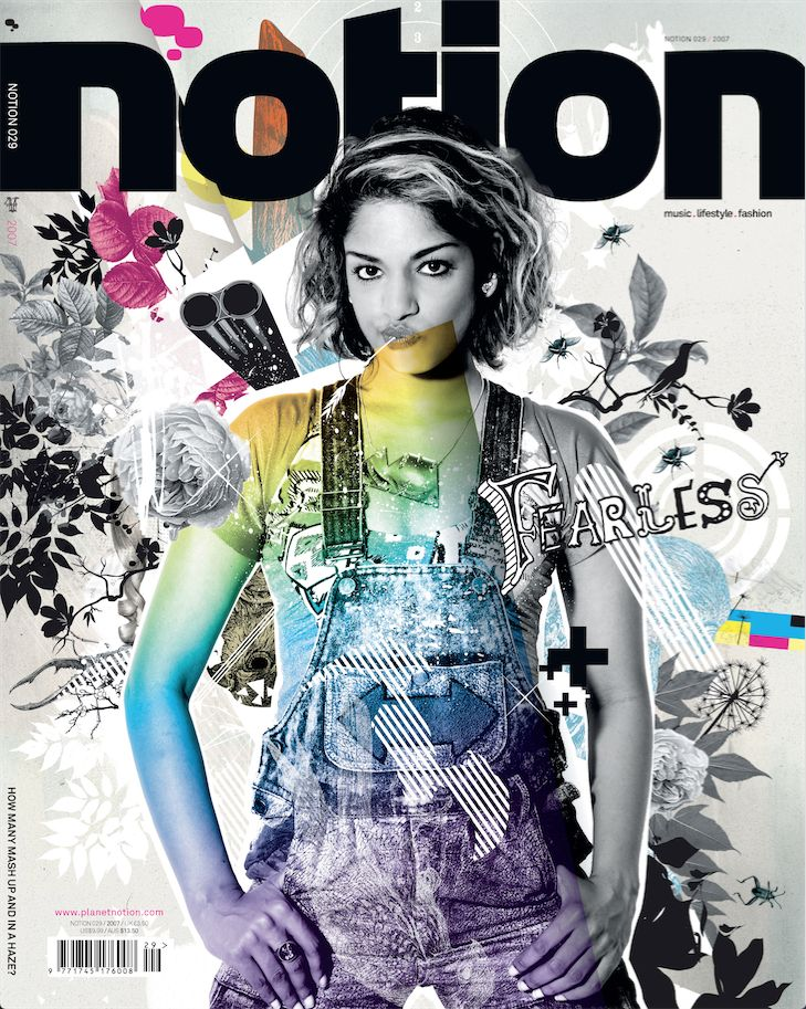 M.I.A. for Notion 29