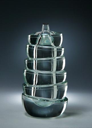 Yoichi Ohira, contemporary reflections in glass