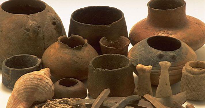 Prehistoric Almer 237 A Neolithic Pottery Homo Sapiens