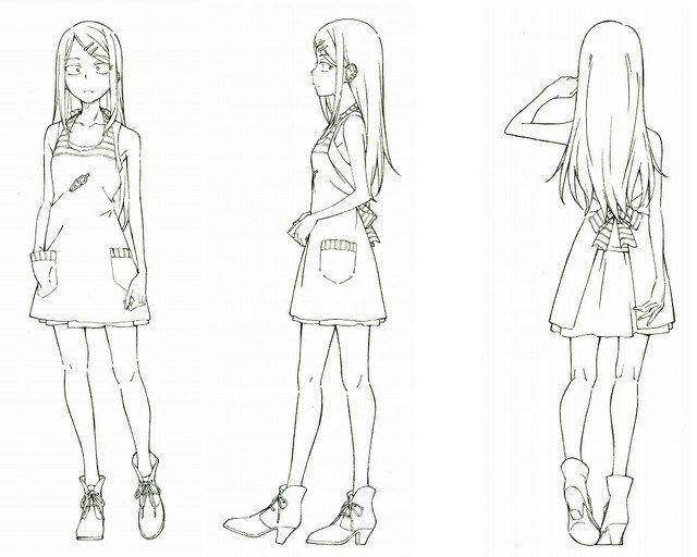 Character Design Manga Pdf : Best female clothing design images on pinterest